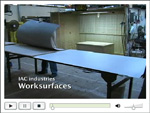 Tour Video - Worksurfaces