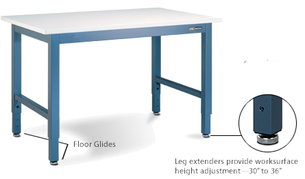 Swell Industrial Workbenches Work Tables Durable 100 Made Pabps2019 Chair Design Images Pabps2019Com